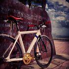 Fixed Gear Fixie GOPRO design single speed Trek bike