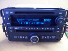 GM CHEVY CD DVD PLAYER RADIO 08 09 10 11 TAHOE YUKON SUBURBAN AVALANCHE 22753251