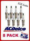 8 PACK - AC DELCO Professional 41-110 GENUINE Iridium Spark Plug #12621258