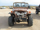 Jeep : CJ n/a seats four,  versatile rock crawler