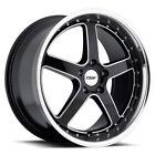 TSW Carthage Black Wheels 20x8.5 for Mercedes Benz W222 S550 Sedan