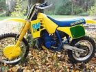 Suzuki : RM 1988 Suzuki RM250