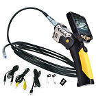 "3.5"" HD DIGITAL ENDOSCOPE INSPECTION CAMERA 5M CABLE Adjustable 8.2 mm 4x Zoom"