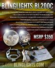 Off Road Driving Lamps Brush Bar 4X4 Light Lamp Kit with Covers