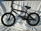 Haro F2 BMX bike!  Hardly used! Shiney Black Frame Excellent Condition!