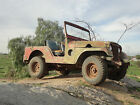 Willys : M38 AB M38 1954 Willy Jeep M38 Great Condition Runs Well 2nd Owner Great Project