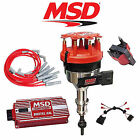 MSD Ignition Kit - Digital 6AL/Distributor/Wires/Coil/Harness 86-93 Ford Mustang