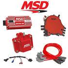 MSD 9030 Ignition Kit Digital 6AL/Distributor/Wires 93-94 Camaro/Firebird LT1