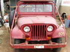 Willys Jeep 1954 willys m 38 a 1 military jeep