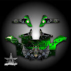 Polaris RZR 800 UTV Graphics Decal Wrap 2011 - 2014 Guardian Green
