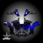 Polaris RZR 800 UTV Graphics Decal Wrap 2011 - 2014 Guardian Blue
