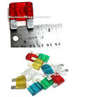 20pc MAXI Maximum Car Blade Fuse Assortment Set Auto Boat Truck RV 20A To 60A