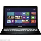 "NEW Asus 15.6"" Professional Touch-SCR Laptop i5-4200U 2.6GHz 12GB 2TB SATA WIN 8"