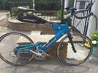 Softride R1 Classic TT/Tri Bike XL Aluminum w/Carbon Beam Ultegra Extras NICE!!