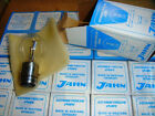 10 Bulbs Original Jahn 24V 45/40W BA20d DIN 72610 for vintage trucks NOS