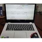 "Lenovo Yoga 700-14 80QD002LKR Tablet PC 14"" 256GB Win10 Skylake Intel i7 / White"