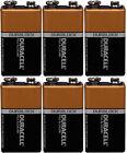 20 DURALOCK 9 Volt Duracell Batteries Factory Fresh LONG EXPIRATION