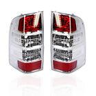 Pair Ford Ranger Thunder lamp N/S 2007+ NEW OE Chrome Rear tail back Light Lamp