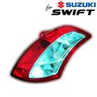 RH RIGHT SIDE REAR TAIL LIGHT WHITE CLEAR LEN FOR SUZUKI SWIFT 11 12 13 14 15