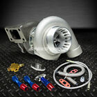 GT3582 GT3540 AR.70 FLOAT BEARING ANTI-SURGE TURBO CHARGER+OIL FEED+DRAIN LINE
