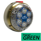 Bluefin LED DL12 Industrial Dock Light Emerald Green DL12I-SM-G129