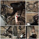 Excellent Carbon Fiber Cannondale Super X W/SRAM RED Shifters, Ceramic Bearings