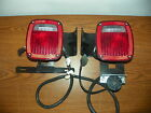 GROTE 5370 5371 TAIL LIGHTS TRAILER Set Truck Ford RV Semi U Wiring & Back-up