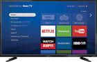 """Insignia 48"""" Class (47.6"""" Diag.) LED 1080p Smart HDTV Roku TV Black"""