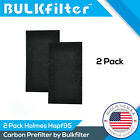 Holmes  HAPF95  Activated Carbon Pre Filter  2-pack By BulkFilter Brand