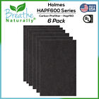 "Holmes GE Bionaire HAPF60  Replacement Carbon Pre Filter (12 filters) 6""x9.25"""