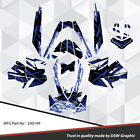 SKI-DOO XP MXZ SNOWMOBILE SLED WRAP GRAPHICS STICKER DECAL KIT 2008-2013 SA0149