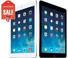 Apple iPad Air 1st Gen 16GB WiFi + Cellular (Unlocked) Space Gray, Silver (R-D)