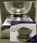 Progressive 5 lb Kitchen Scale Std or Metric Zero Adjustable KT-2011 NIB