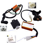 Racing Ignition Coil CDI Regulator Rectifier Solenoid Relay 50cc 110cc Quad ATV