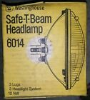 Westinghouse Safe-T-Beam Headlamp / Headlight 6014 - NOS
