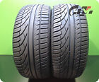 2 High Tread Michelin Tires 245/45/19 Pilot Primacy 98Y No Patches BMW #39812