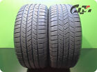 2 Goodyear Tires 245/50/18 Eagle LS2 100V M+S RunFlat Technology OEM BMW #39849