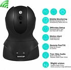 Full HD Cloud Wireless Security Camera 2-Way Audio Night vision home speaker Mic