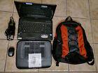 Toshiba Satellite Laptop C655-S5512, 2.2Ghz, 320GB, 4GB RAM, Case, Cooling Pad