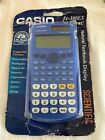 CASIO FX-300ESPLUS-BU Fraction & Scientific Calculator (Blue) Free Shipping!!!