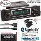 RetroSound Long Beach-CBXM Radio/BlueTooth/iPod/USB/RDS/3.5mm AUX-In-502-36-VW