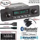 RetroSound Long Beach-BC Radio/BlueTooth/iPod/USB/RDS/3.5mm AUX-In-402-36-BMW