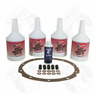 Redline Synthetic Oil and Silicone for Toyota Landcruiser.