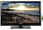 "24"" DIGITAL HDTV 1080P HD TV LED LCD TELEVISION + DVD PLAYER 12V AC/DC HDMI USB"