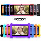 7 Inch 8GB Quad Core Android 4.4 Tablet PC Dual Cam Bluetooth Kid Child XGODY