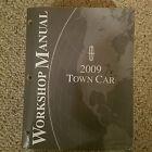 2009 LINCOLN TOWN CAR work shop manual MANUAL