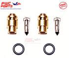 2x SeaDoo Mikuni Carburetor Needle & Seat Kit SBN 1.5mm GTI GS 717 787 006-360