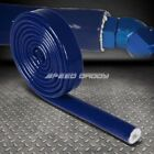 "5/16""8MM FIRE SLEEVE HOSE BLUE SILICONE INSULATION BRAIDED FIBERGLASS CORE /1M"