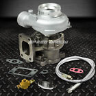 """H1C T25 TURBO CHARGER+WG+36""""OIL FEED LINE FOR 89-93 D250/D350 CUMMINS 6BTA 5.9"""