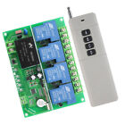 AC220-380v relay 4 Channel 3km RF Remote Control Switch Transmitter+Receiver